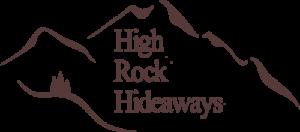 High Rock Hideaways logo