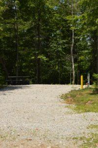 campsite at High Rock Hideaways
